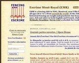 EMR - Escrime Mont-Royal